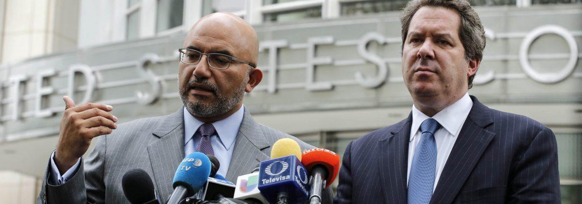 """El Gobierno de EE.UU. pide desestimar varios cargos contra """"El Chapo"""" Guzmán"""