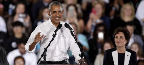 Obama: Booing doesn't help anyone. Voting helps