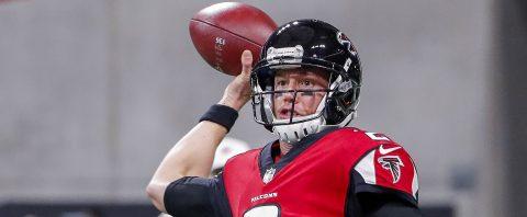23-20. Ryan da el pase ganador de los Falcons que acentúan la crisis de los Giants