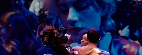 Technology and Latin disco music give new face to Greek mythology's Medea