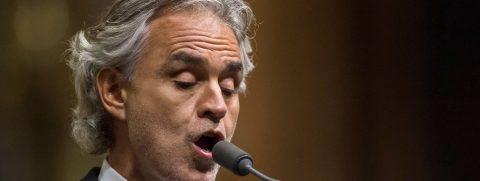 """En el mercado, """"Sí"""", nuevo disco inédito de Andrea Bocelli en catorce años"""
