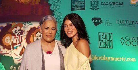 Artistas Ely Guerra y Eugenia León ofrecen concierto por el Día de Muertos