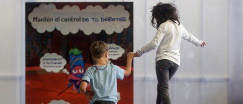 Acompañamiento de niños con diabetes es fundamental en éxito de tratamiento