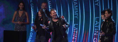 """Maná en Latin Grammy: """"Seguiremos luchando por los derechos de los migrantes"""""""