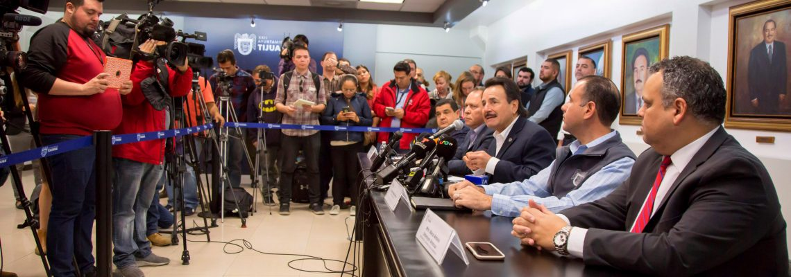 Authorities in northern Mexico declare zero tolerance for migrants