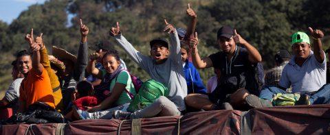 Centroamericanos son los más aceptados y rechazados para asilo en Estados Unidos