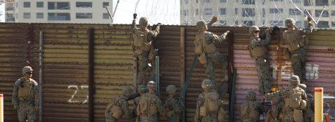 Pentágono estima que despliegue de tropas en la frontera costará 72 millones