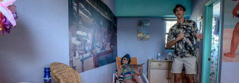 Un motel de los años 60 se hace teatro para narrar historias de Miami