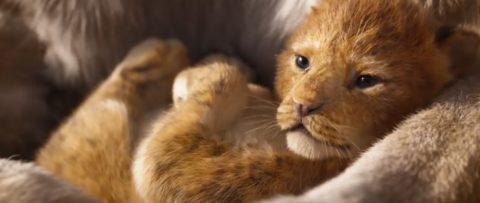 """Disney presenta en internet su nueva versión de """"El Rey León"""""""