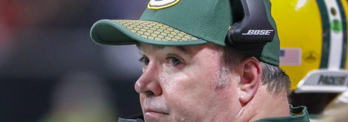 Stumbling Packers fire head coach Mike McCarthy