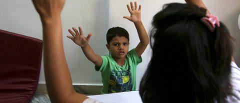 Células madre podrían ser la clave para tratar a los niños con autismo