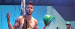 Prince Royce opts for love songs over sex and violence