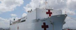 """Pentágono: """"Rusia envía bombarderos a Venezuela y nosotros un buque hospital"""""""