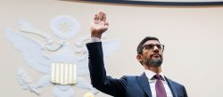 Google CEO denies political bias to Congress