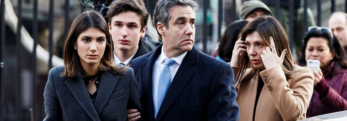 Former Trump lawyer Cohen sentenced to 3 years