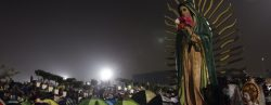 More than 10 mn gather in Mexico to honor Virgin of Guadalupe
