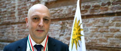 Mexico awards science and technology prize to Uruguayan doctor