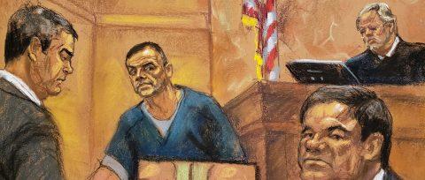 Los testimonios del juicio al Chapo revelan el mundo criminal de los cárteles