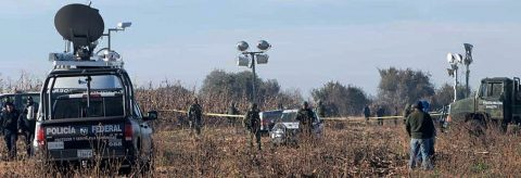 Mexico recruits int'l experts to probe deadly helicopter crash
