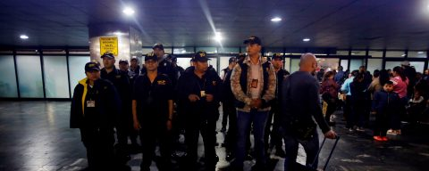 Guatemala immigration officials arrested for preventing CICIG access