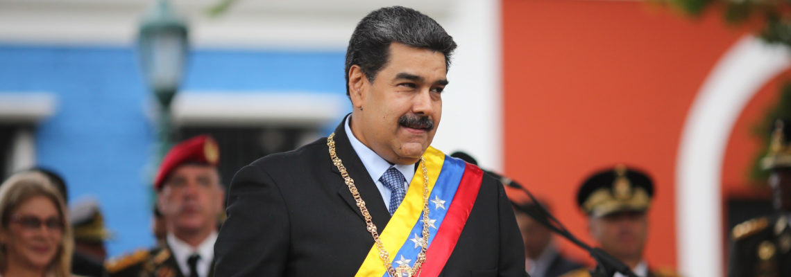 Maduro says UN will help Venezuela obtain medicine