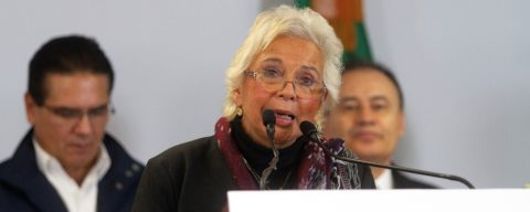 Mexican Cabinet secretary admits she has luxury apartment in US