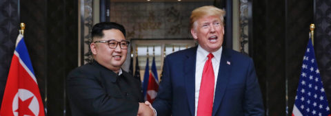 Trump announces his 2nd summit with Kim Jong-un will be held in Hanoi