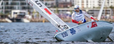 Peru sailing champ out to win Olympic medal for his country