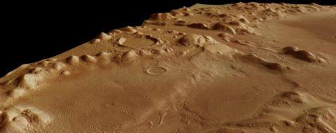 """La NASA da por """"muerto"""" al robot Opportunity que investigó el planeta Marte"""