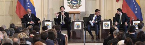 Guaidó recauda 100 millones de dólares en un gesto de fortaleza internacional