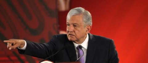 Mexican gov't unveils $5.5 bn package to support ailing Pemex