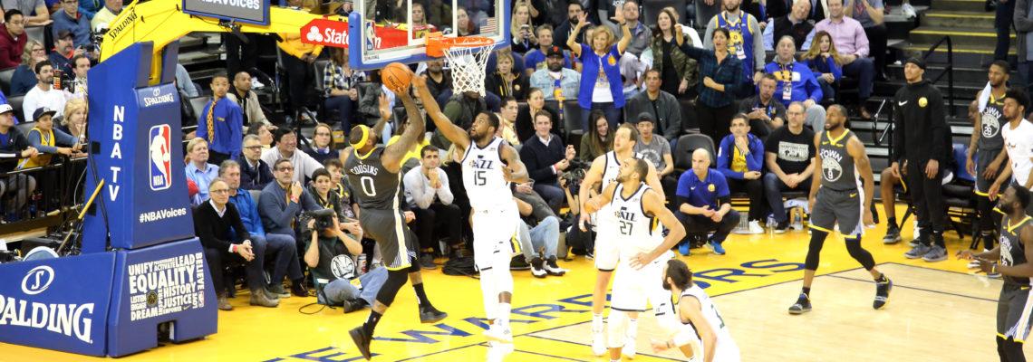 Warriors continuán con la buena racha y se imponen 115-108 contra los Jazz