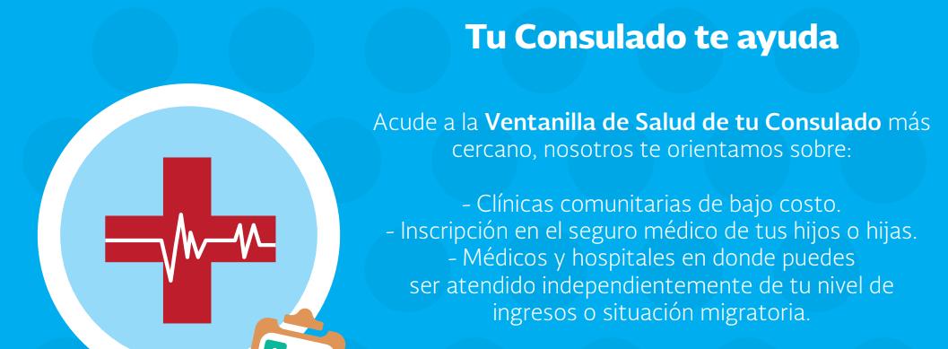 Consulado a tu lado: infórmate sobre salud bucal en la Ventanilla de Salud