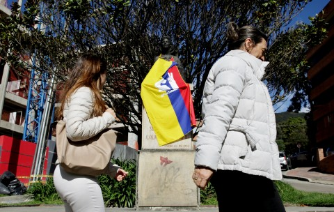 Peace campaign at historic monuments sparks controversy in Colombia
