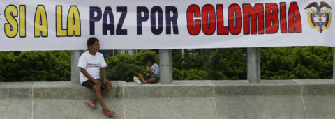 Colombia Indian community made peace with FARC 20 years before the government