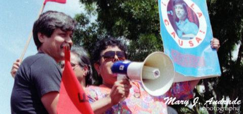 Solidaridad – Solidarity: Ernestina Z. García