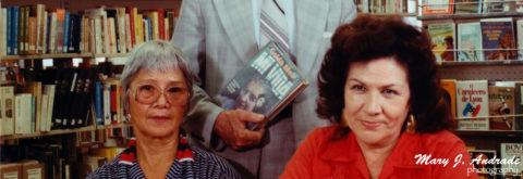 Solidaridad – Solidarity: Sarita Cordiglia, Bertha López y José T. Angulo