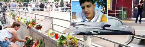 Atacante de Múnich es identificado como Ali David Sonboly