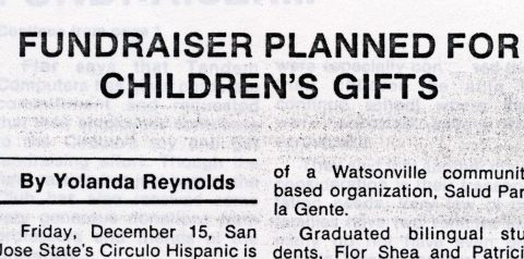 Fundraiser planned for Children's gifts
