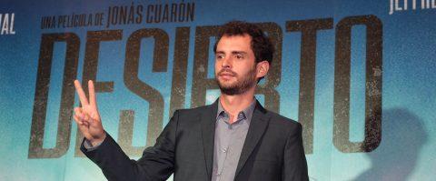 """Jonás Cuarón: """"El referente más fuerte para 'Desierto' fue Spielberg"""""""