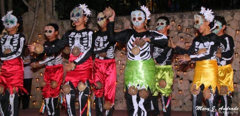 Festival de Tradiciones de Vida y Muerte Xcaret