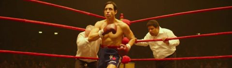"""""""Hands of Stone"""" on Demand November 22, 2016"""