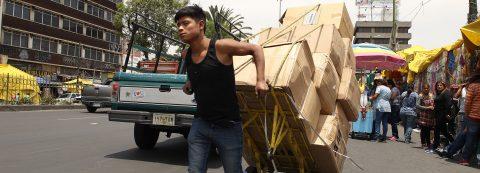 Viviendo al día, la única verdad de los trabajadores informales mexicanos