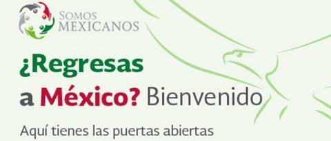 FORO CONSULAR: Somos Mexicanos: facilidades temporales para la importación de menaje de casa