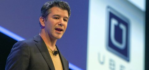Kalanick steps down as Uber CEO due to pressure from shareholders: NYT