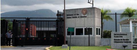 US orders family members of Caracas embassy staff to leave Venezuela