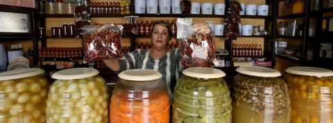 Chile de arbol peppers a key ingredient in Mexican cuisine