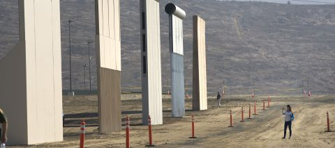 White House requests $18 billion from Congress for border wall with Mexico