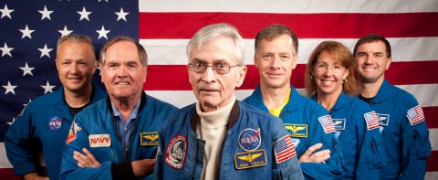 The 9th astronaut to walk on the moon dies