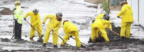 Floods, landslides kill at least 8 in California